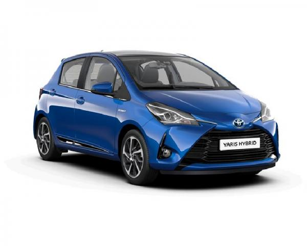 Toyota Yaris 1.5 Hybrid Business Hatchback 5-door